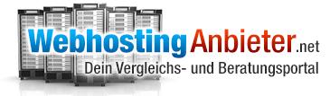 Webhosting Anbieter Test &  Webspace Vergleich